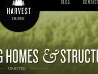 Harvest Creations Website