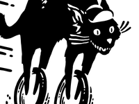 Alley Cat Cycles Logo