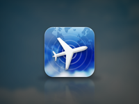 FlightTrack Free Icon
