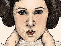 Princess Leia || Development pt 3