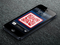 Scan - Lock Screen Business Card