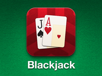 Play Blackjack App Icon