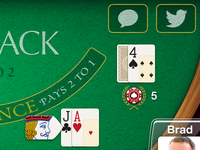 Play Blackjack Table