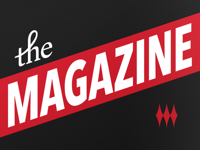 The Magazine Logotype