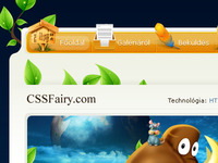 WordPress - Fairy Theme 2.