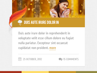 Autumn - WordPress Theme