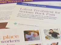 Boulder Community Hospital - Marketing Collateral