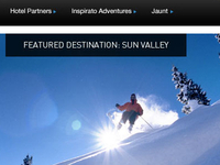 Inspirato Featured Destination Email - Aspen