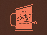 The Bitty Bakeshop Sifter