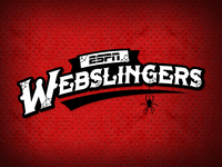 ESPN Webslingers Logo