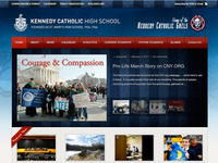 Kennedy Catholic HS Website