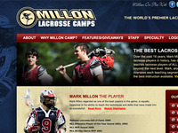 Mark Millon Lacrosse Camps