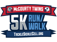 McCourty Twins 5k Run Logo