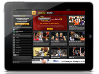 ESPN 2013 Bracket Bound iPad App