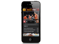 ESPN 2013 Bracket Bound iPhone App