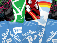 Threadless Business Cards