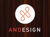 ANDESIGN Logo by BXC Design Studio Orange County