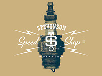 Stevinson Speed Shop Logo