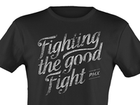 The Good Fight Mock Up