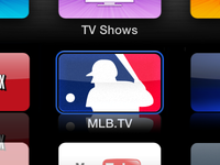 MLB.tv on tv