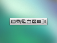 Toolbar Icons (with PSD)