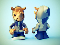 Rhino Kid Toy Design