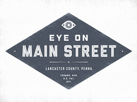 Eye on Main Street logo