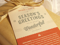 Season's Greetings #3