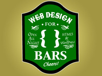 Web Design For Bars v.1
