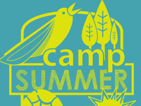 Camp Summer Shirt