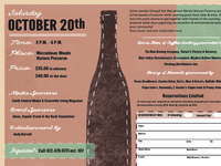 Wine & Beer Trail Invite