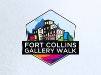 Fort Collins Gallery Walk Logo
