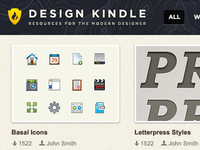 Design Kindle Revamp