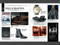 Lush Luxury Magazine Winter 2012