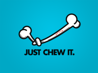 JUST CHEW IT - Illustration Design