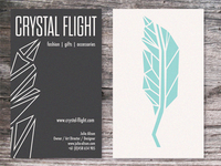 Crystal Flight Cards