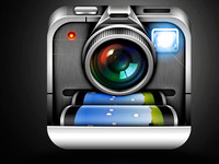 Panorama Camera Application Icon