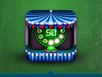 Carnival Lights Game Icon