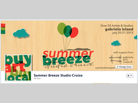 Summer breeze goes social