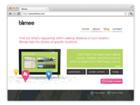 Blimee Website