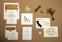 Adolphson Wedding Invitation