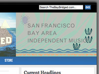 Thebaybridged.com banner close up