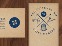 Logo and card design