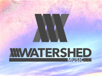 Watershed Music Co (logo & branding)