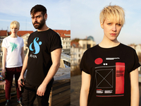 NATRI - Lookbook 2013 - Unisex T-Shirt Collection