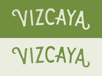 Vizcaya Unused