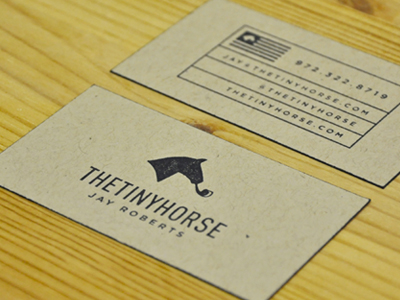 Thetinyhorse_cards