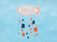 Support Mirth & Co!