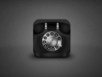 iRotary Phone App Design