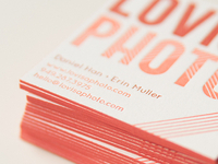 Lovisa Photo Business Cards